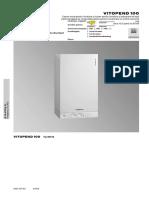 Vitopend100 Wh1b-Fisa Tehnica