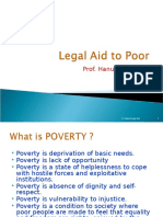 Legal Aid to Poor1