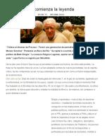 Julio Scherer_ Comienza La Leyenda - Mussiocardenas