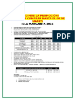 Isla Margarita 2016