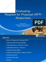 RFP Evaluation