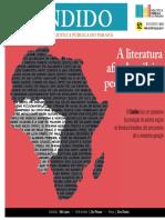Cândido 52_Literatura Afro-Brasileira