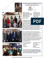 State Plan Forums Flyer 2016
