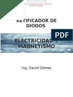 ELECTRICIDAD Y MAGNETISMO