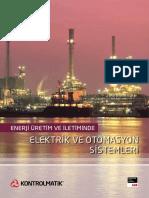 Enerji Uretim Ve Iletiminde Elektrik Ve Otomasyon Sistemleri