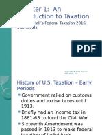 Federal Taxation ch1