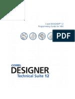 Corel DESIGNER 12 VBA Programming Guide