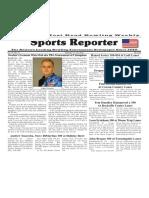 February 17 - 23, 2016  Sports Reporter