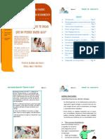 Manual de Consejeria para padres de hijos con DA
