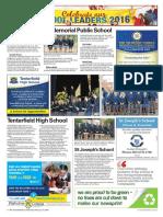Feature | Celebrate our school leaders, Tenterfield