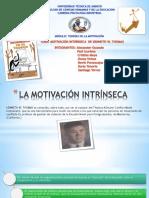 Expo Motivacion Intrinseca