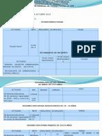Informe de Trabajo Social Operativas