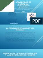 Diaspositivas Adm. II