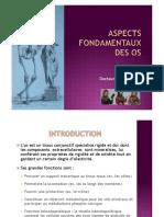 Aspects Fondamentaux Des Os JP Diverrez