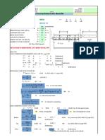 CompositeFloorBeam-2014-OK-VIGUETA-W16x40-L=9.55m