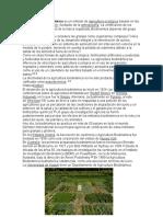 Permacultura y Biodinamica