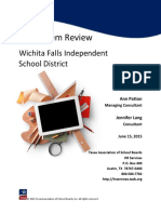 WFISD Pay System Review