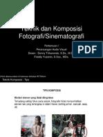 Teknik Dasar Komposisi Fotografi Sinematografi Final4