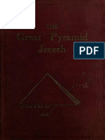 The Great Pyramid Jeezeh by Louis P. McCarthy, 1907