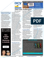 Pharmacy Daily for Thu 18 Feb 2016 - myDNA test challenged, Phcist in GP clinic pilot, PPI-dementia link, Travel Specials and much more