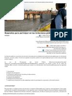 Requisitos Para Participar en Las Licitaciones Públicas _ Emprendimiento