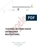 Tutorial Multisistema
