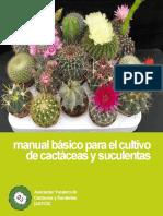 Manual Bsico Paral Cultivo de Cactceas y Suculentas Asycs