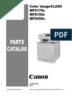 Canon color imageclass mf8450c, mf9150c, mf9170c, mf9220cdn.