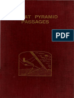 Great Pyramid Passages and Chambers Volume 1 by John Edgar and Morton Edgar, 1910