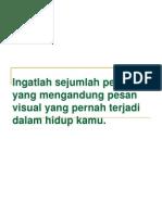 Dasar2 Komunikasi Visual