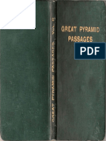 Great Pyramid Passages and Chambers Volume 2 by John Edgar and Morton Edgar, 1910