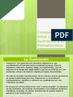 Comparación Entre La Ilustración y El Romanticismo, y Características Del Realismo