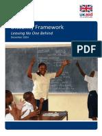 Disability Framework 2014