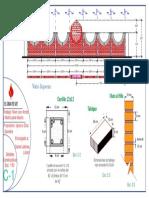 Muro con arcos DETALLE CONSTRUCTIVO