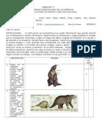 Prehistoria y la Historia de Panamá
