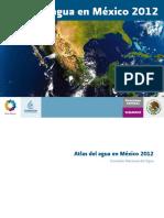 Atlas Del Agua en México 2012