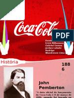 Historia da Coca-Cola