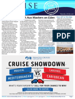 Cruise Weekly for Thu 18 Feb 2016 - CLIA Australasia Masters, Coral Expeditions, Ecruising, APT, Travelmarvel, RCI AMPERSAND more