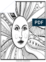 Printable Coloring Pages Adults Abstract 67703 500x364