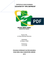 Portofolio Rijal - Kasus Kejiwaan - Skizoafektif Depresif Berulang