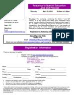 20100415060311 April 22th Training Flyer