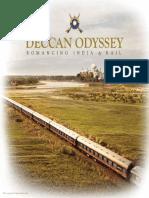 Deccan Odyssey Luxury Train Tours in India
