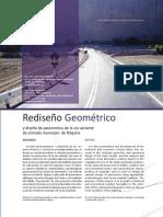 Diseño de Pavimentos de La Vía Variante
