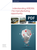 Understanding ASEAN the Manufacturing Opportunity