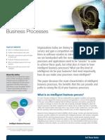 Intelligent Business Process