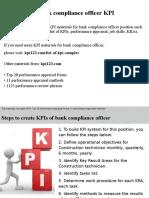 bankcomplianceofficerkpi-140912181711-phpapp01