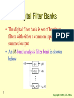 D- Filter Bank