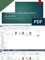 Guía Para Virus (Troyanos, Gusanos)