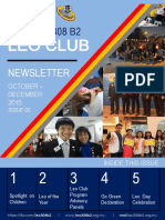 E-Newsletter 2nd Issue
