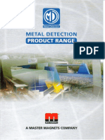 Metal Detection Product Brochure
